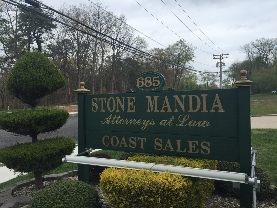 Located in Neptune, NJ Stone Mandia, LLC has been representing clients across Monmouth County and the State of New Jersey for over three decades